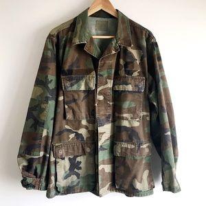 Other - Vintage | USMC Mens Fatigue Jacket